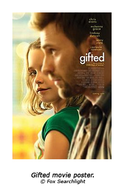 Gifted Tells The Story Of Mary Adler McKenna Grace A 7 Year Old Prodigy Her Seemingly Everyman Uncle Frank Chris Evans Who Raised After