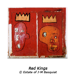 Sequential tart its not so good to be the king vol iss 8august the shift in image from the notorious big to basquiat is significant beyond whos standing beneath the crowns class fandeluxe Image collections
